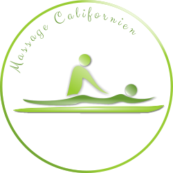 Logo massage californien