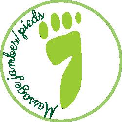 Lgo massage jambes et pieds